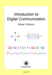 Introduction to Digital Communication frontpage